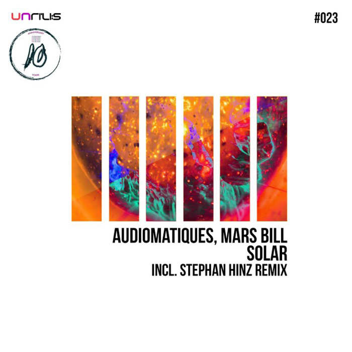 Audiomatiques & Mars Bill - Solar