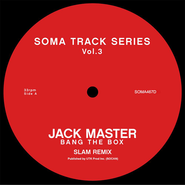 Slam - Soma Track Series Vol.3