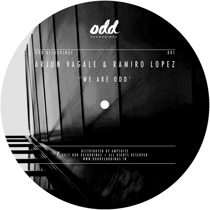 Arjun Vagale & Ramiro Lopez - We Are Odd